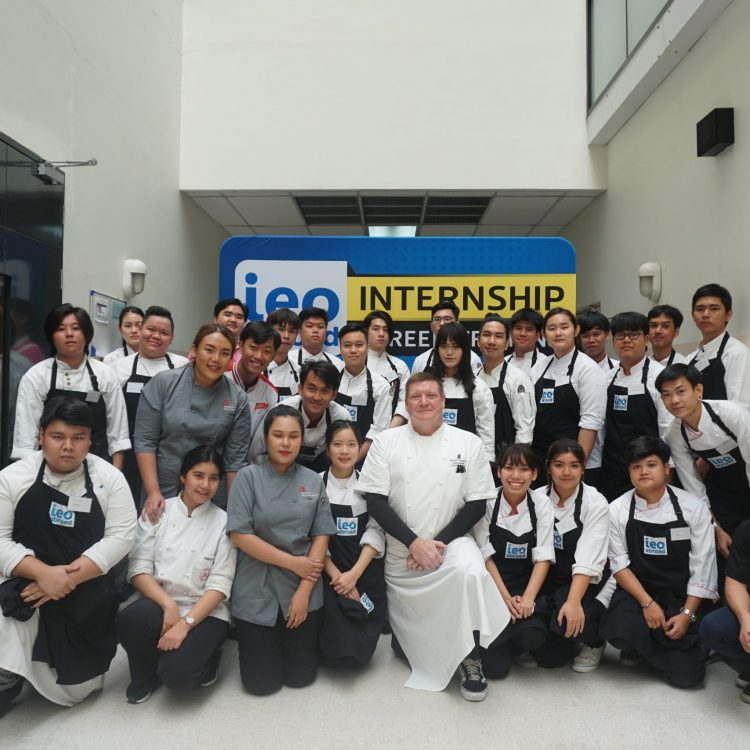 Internship in USA ฝึกงานประเทศอเมริกา ฝึกงานต่างประเทศ งานครัว โรงแรม Culinary Pastry  Front Office Reception Food and Beverage