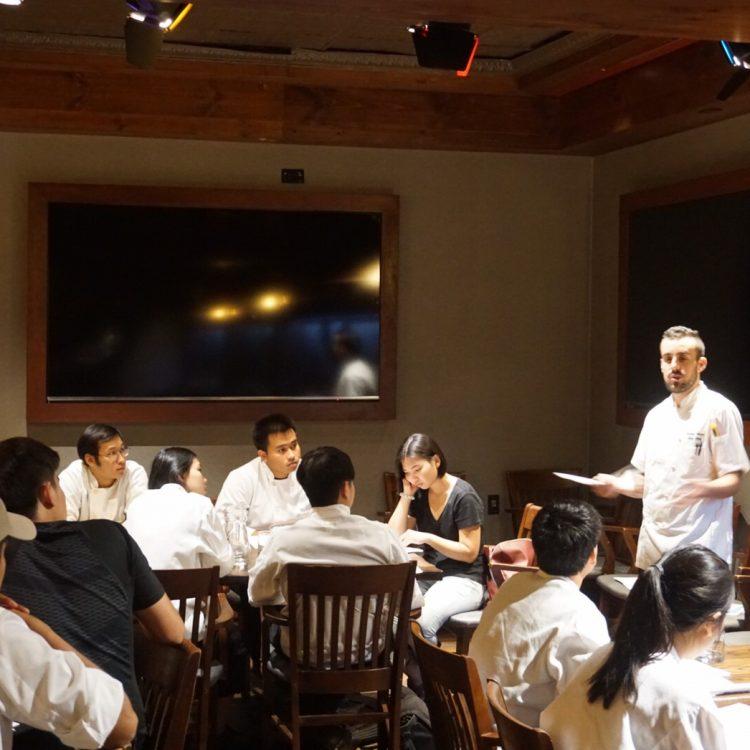ฝึกงานประเทศอเมริกา ฝึกงานต่างประเทศ งานครัว โรงแรม