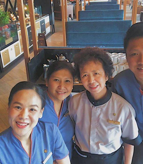 ฝึกงานประเทศจีน Internship in China ฝึกงานครัว ฝึกงานร้านอาหาร ฝึกงานครัว