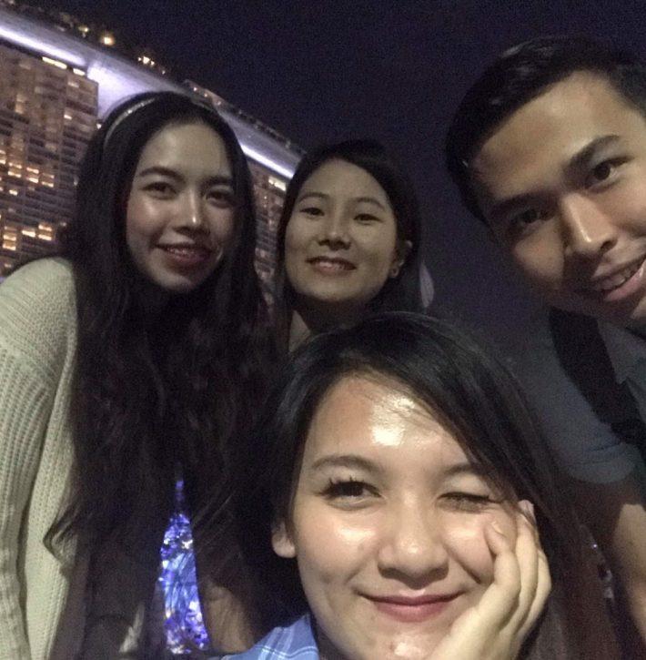 Internship in Singapore ฝึกงานสิงคโปร์ internship ฝึกงานต่างประเทศ ฝึกงานครัว ฝึกงานร้านอาหาร ฝึกงานครัว จีน สิงคโปร์ China Singapore