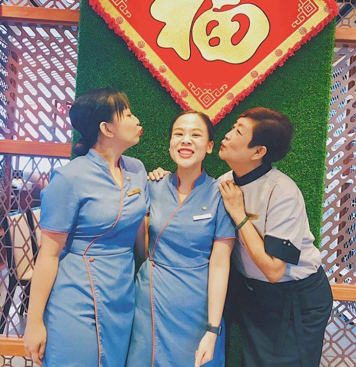 internship ฝึกงานต่างประเทศ ฝึกงานครัว ฝึกงานร้านอาหาร ฝึกงานครัว จีน สิงคโปร์ China Singapore