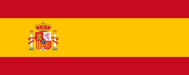 Illustration of Spain flag